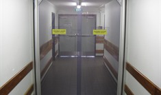 2400 Series Flexible PVC Swing Doors 12