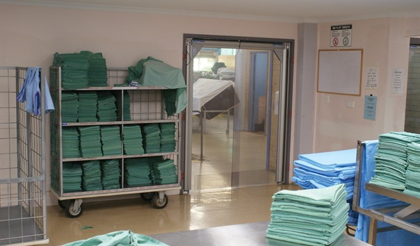 2400 & 3000 Series - Medical Doors