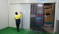 Strip Curtain Mounting Systems 6
